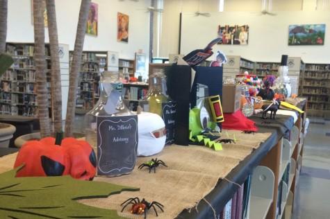 Annual Pumpkin Decorating Contest Boosts Halloween Spirit