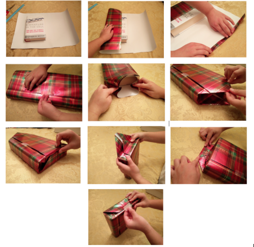 The Fanfare How To Wrap A Present