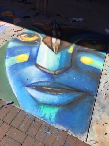 Chalk It Up: Berkeley Artists Show Off Their Skills