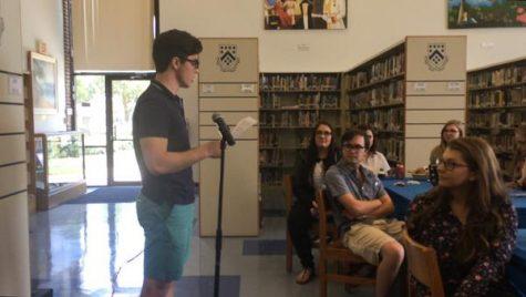 Gallery:  Senior Speak