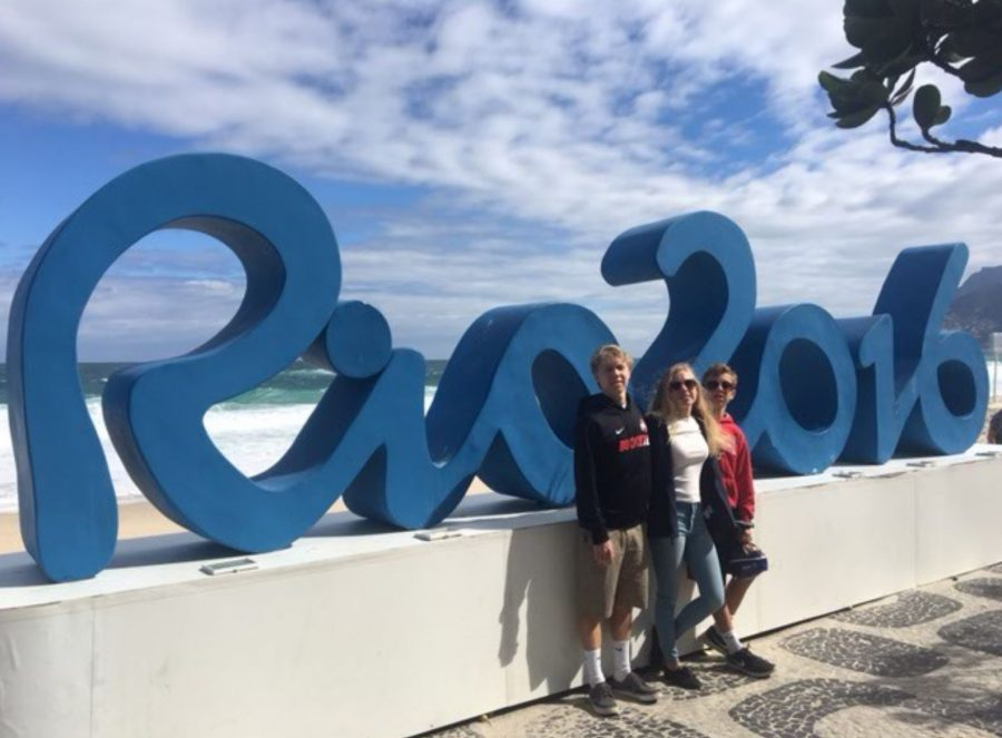 Oh! Say, Can You See Sarah Munger at the Olympics?