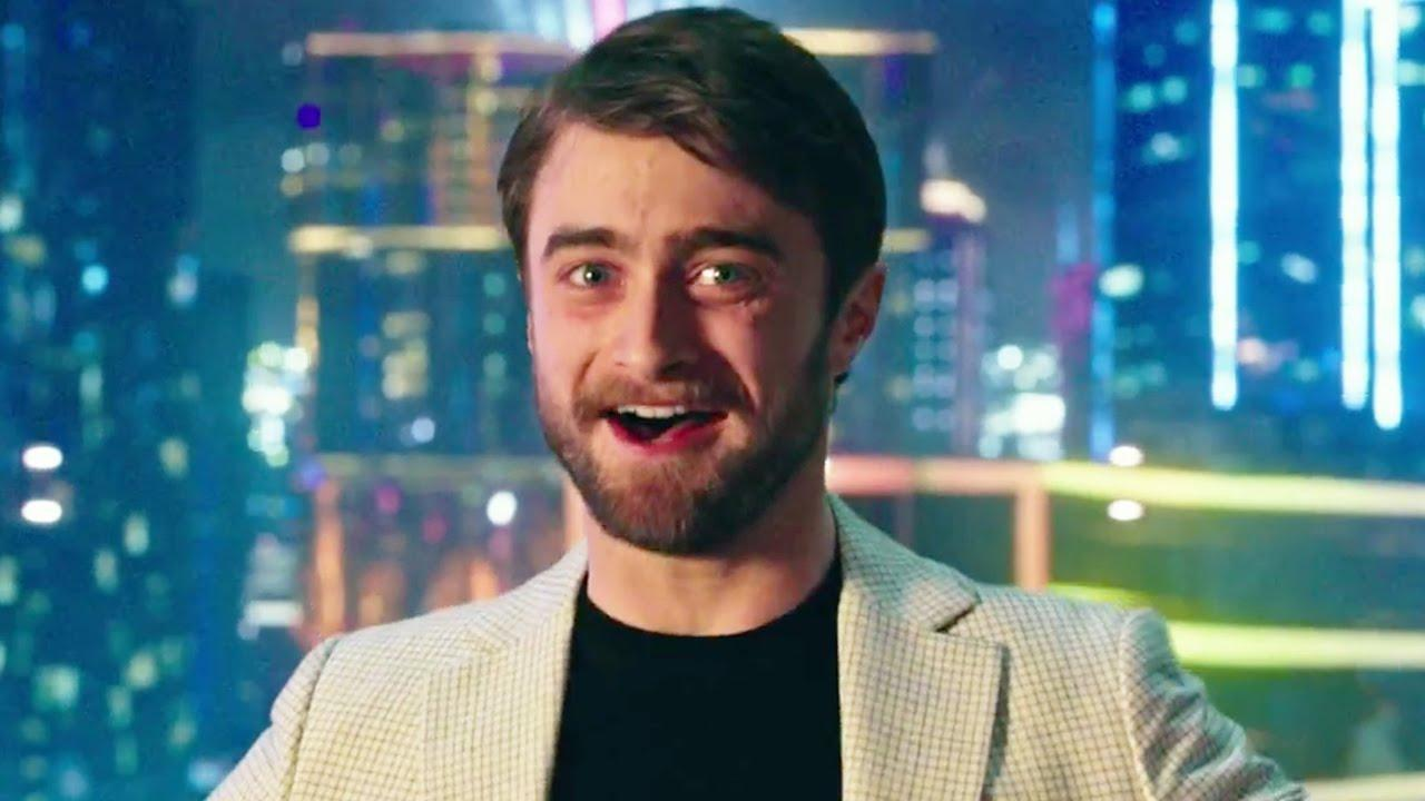 AN OLD FOE RETURNS: Walter Mabry (Daniel Radcliffe), the comedic yet ruthless son of disgruntled businessman Arthur Tressler, captures the Four Horsemen and takes them to his hideout in Macau. After explaining his nefarious plans of revenge, he laughs psychotically. Source: www.youtube.com