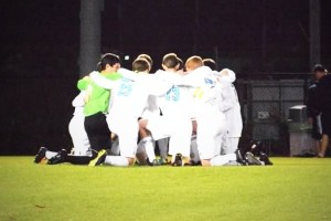 Soccer Advances to District Finals