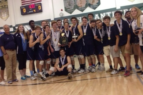 Berkeley Boys Volleyball Upsets Lyman to Clinch State Title