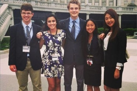 Berkeley Students' Exciting Summer Endeavors