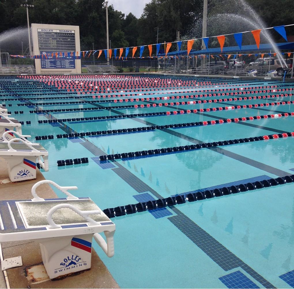 Berkeley Swim And Dive At Bolles The Fanfare