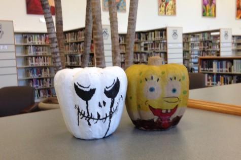 Pumpkin Decorating—The Battle Between the Advisories