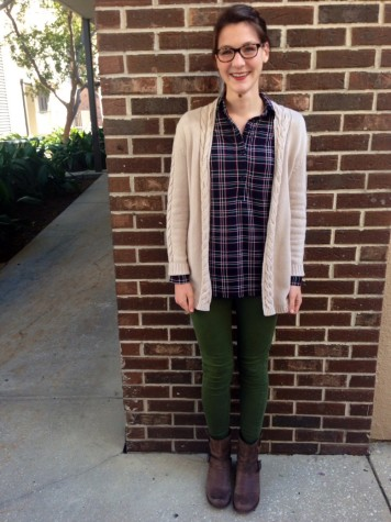Outfit of the Day  – 11/4/14