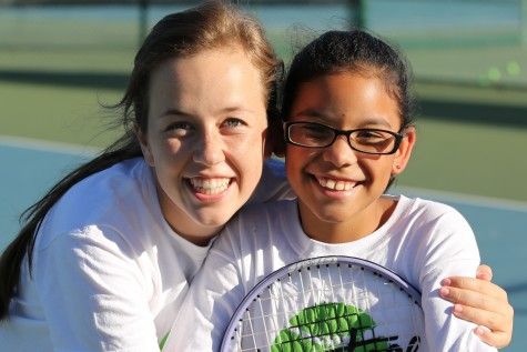 Throwback Thursday: Advantage Tennis Spreads the Love of Tennis