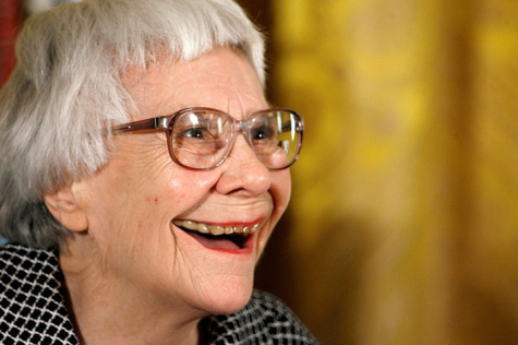 Harper Lee Announces the Publication of Go Set a Watchman