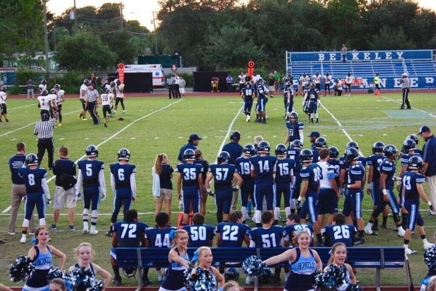 With the Armada rallying beside them, Berkeley Football was unstoppable