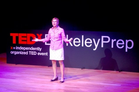 Berkeley Hosts First Ever TEDxBerkeley