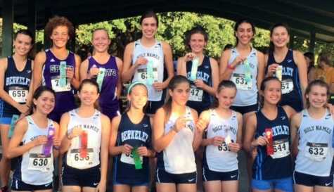 The Girls Varsity team had five of its runners place:Grace Searle (15th), Katie Freedy (11th), Abby Walters (9th), Cristiana Till (5th), and Caroline Brown (2nd).