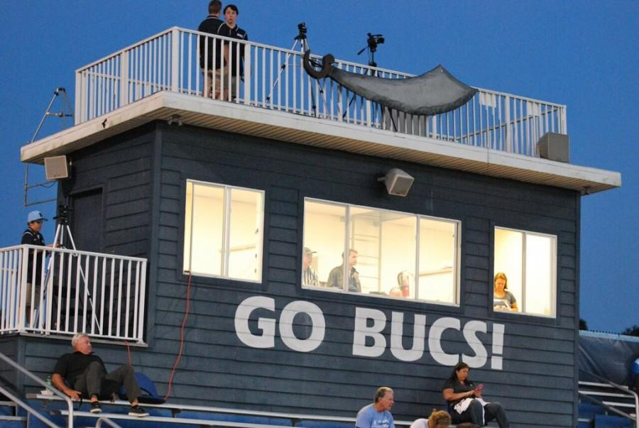 Berkeley fans across all three divisions gathered together to watch the close homecoming game.
