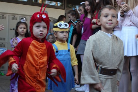 Annual Halloween Parade is Spooktacular