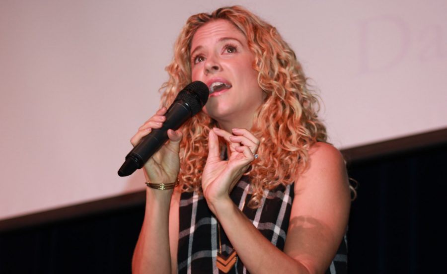 TWO DIFFERENT SHOWS: Carra says she enjoyed working with the casts of Recovery Road and Mixology. Each cast had a different feel: Recovery Road was more serious as actors became immersed with their characters stories, and Mixology was filled with comedians that made her laugh. She says she enjoyed her experiences in different ways.