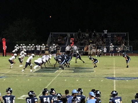 DEFENSE: On Friday September 23, the Bucs defeated Admiral Farragut 10-0 thanks to a great defensive effort.