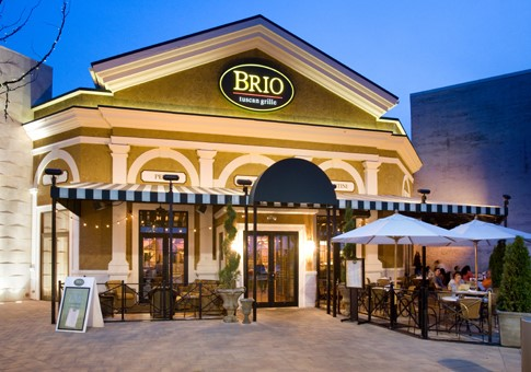 TAKE A TRIP TO ITALY: Take your date to Homecoming dinner at Brio, and enjoy some Tuscan flare in your meal.