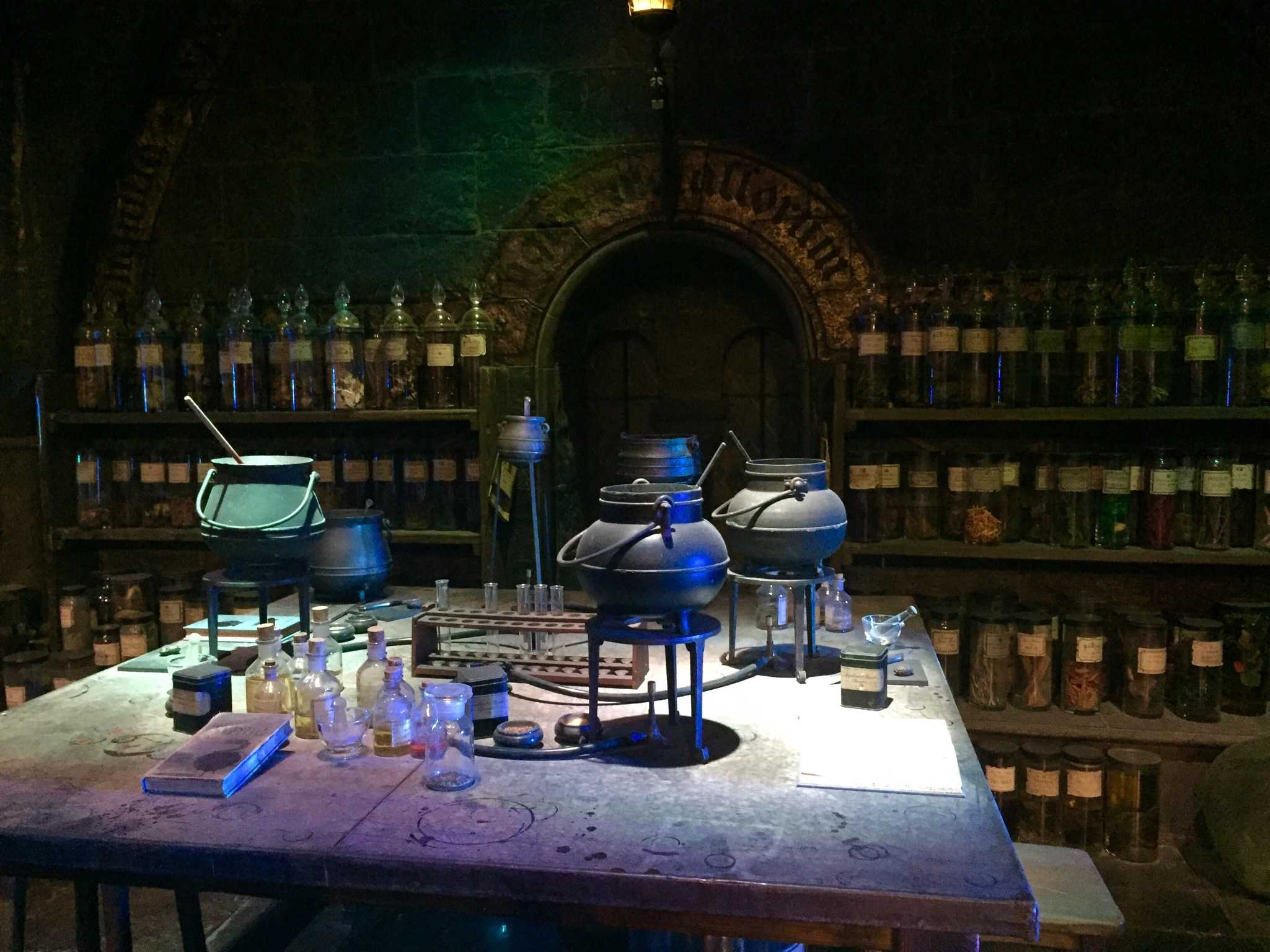 STUDY, STUDY, STUDY: Hogwarts isn't all fun and games. You will have to study significantly to pass those exams at the end of the year (the notorious O.W.L.s and N.E.W.T.s. And I heard that they haven't had a decent Potions teacher since Severus Snape.).
