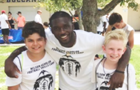 Agholor Gives Back to Tampa Through Football