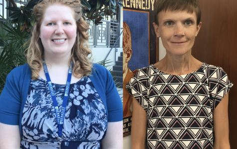 Getting to Know: Ms. Sarah McDaniels and Ms. Molly Stevenson