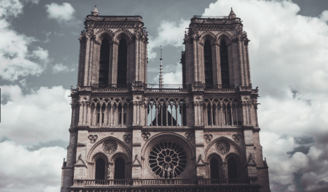 HISTORY IN A BUILDING: Notre Dame is a famed cathedral in France that attracts tourists from all over the world.