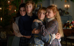 AN ENDEARING ENSEMBLE: Despite being the first film in which any of these actresses worked with each other, Emma Watson, Saoirse Ronan, Florence Pugh and Eliza Scanlen (from left) were able to portray a sisterly bond that was both realistic and spirited.