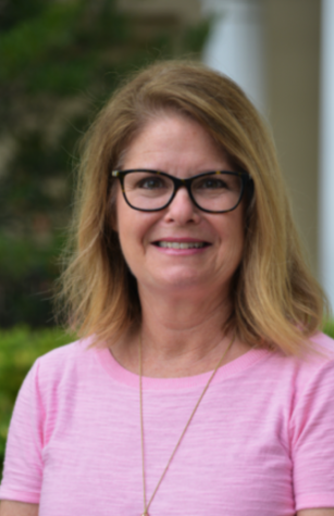 BACK ON THE MAINLAND: Cheryl Rink joins our community after 10 years in the U.S. Virgin Islands.
