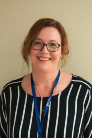 LIVESAY'S LATIN: Harriet Livesay joins our Berkeley community as the new Latin teacher.
